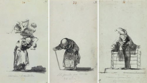 Francisco Goya in mostra alla Courtauld Gallery di Londra