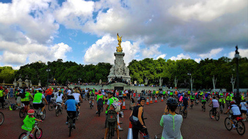 Prudential Ride London 2015: l'evento ciclistico per tutti a Londra!