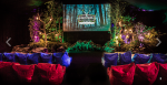 cinema in una foresta incantata a Londra