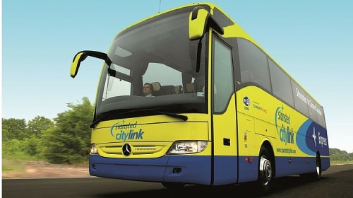 Stansted Citylink: Il primo bus che collega l'aeroporto di Stansted a King's Cross