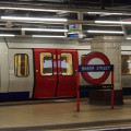 Tube London Baker Street