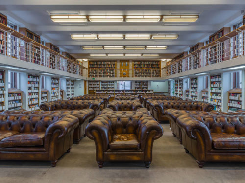 Senate House Library: la grandissima storica biblioteca della University of London