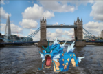 pokemon go Londra