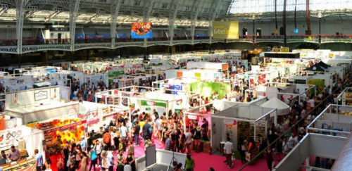 V per Vegetarian (and Vegan): il festival dei sogni a London Olympia