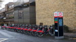 santander cycles londra