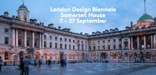 La Biennale di Design di Londra, un evento imperdibile alla Somerset House