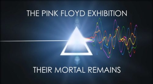 """Their Mortal Remains"", al Victoria & Albert di Londra la mostra sui Pink Floyd"