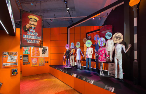 """You say you want a revolution?"": la Swinging London in mostra al V&A Museum"