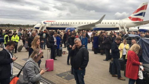 "Evacuato il London City Airport per ""allarme chimico"": riapertura in serata"