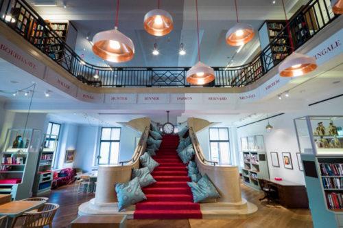 Wellcome Library: la più grande biblioteca di storia della medicina di Londra
