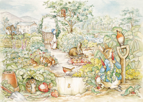L'immaginario di Beatrix Potter celebrato in una mostra al Victoria & Albert Museum