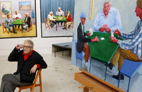 "Alla ""Tate Britain"" arriva l'imperdibile retrospettiva su David Hockney"