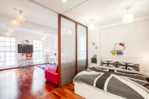 airbnb hello kitty