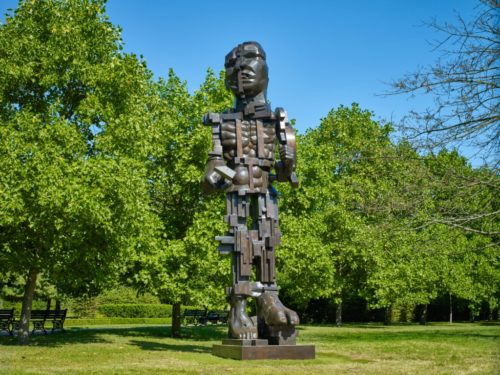 Frieze Sculpture: sculture in mostra a Regent's Park!