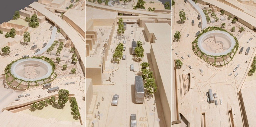 progetto roundabout waterloo