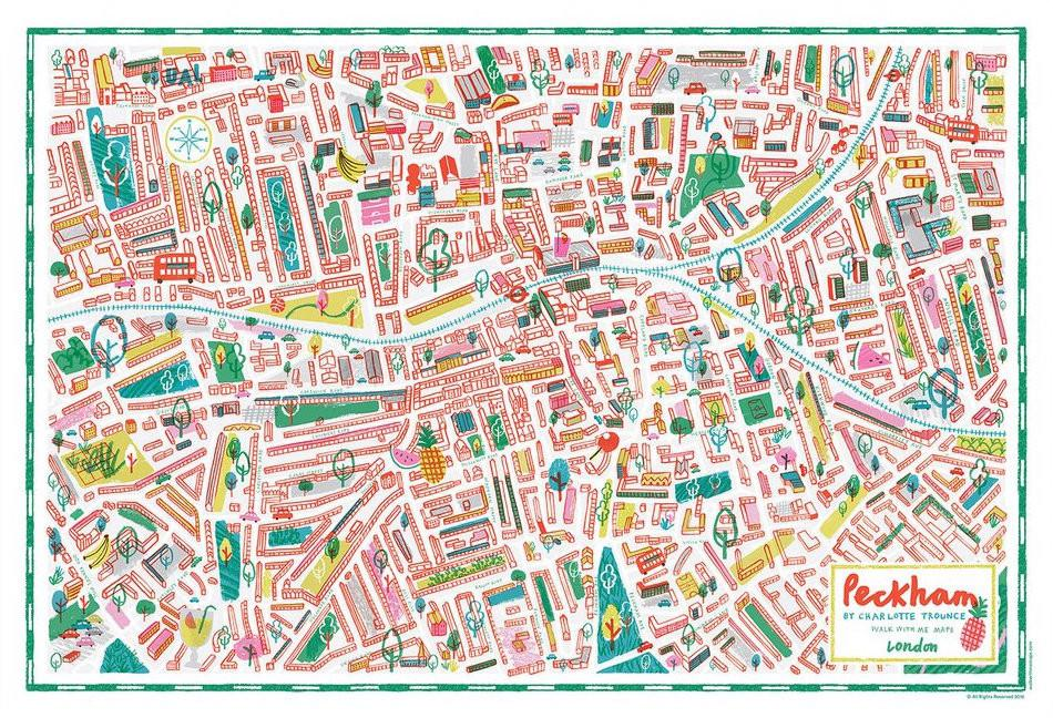 Peckham-Illustrated-Map